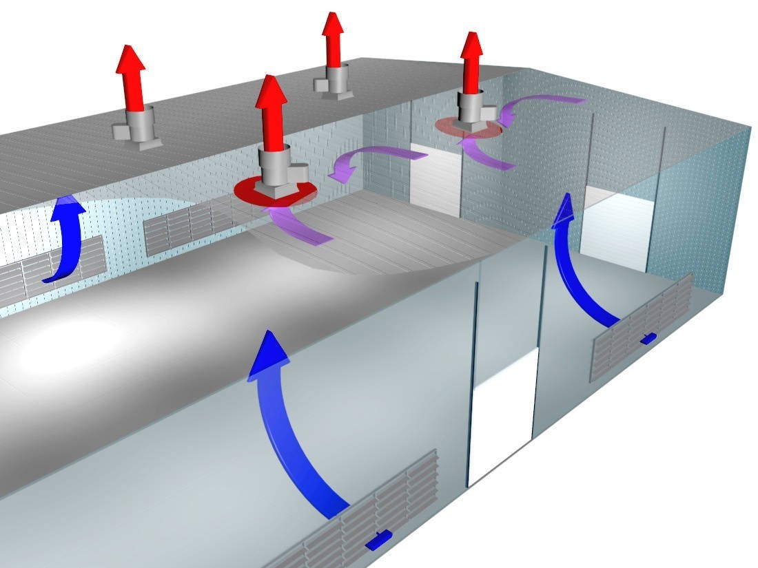How to solve Ventilation Condensation Issues