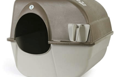 Omega Paw self cleaning litter box